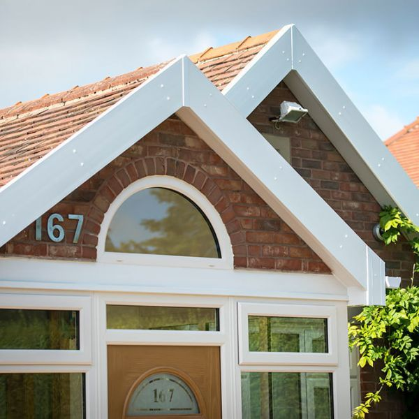 Repair winter damage to roofline and guttering